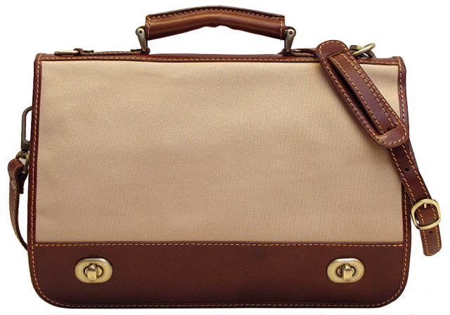 Roma messenger bag by Floto Imports