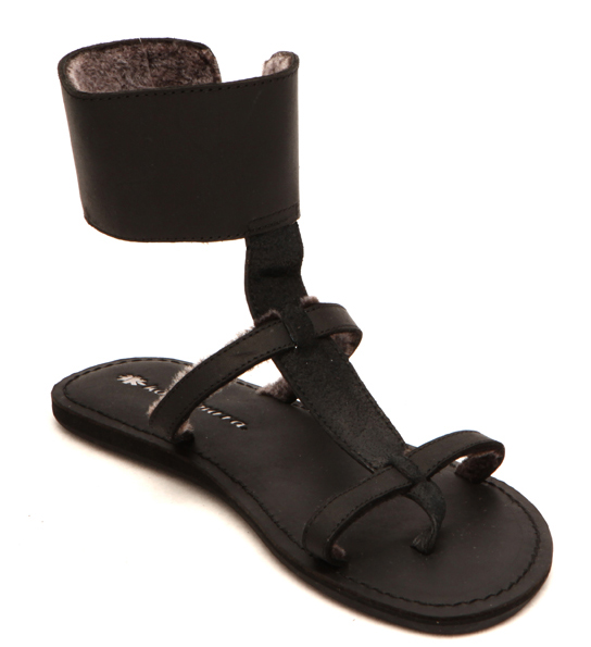 Koolaburra Venus Sandals as shown on Jessica Alba